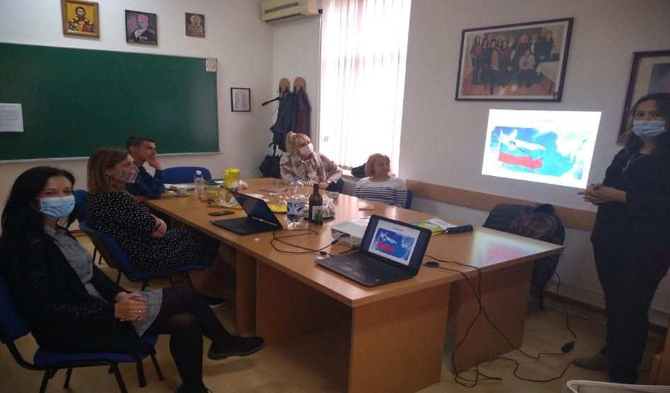 Предавање на тему: Упознавање са земљом домаћином и градом Ајдовшчина