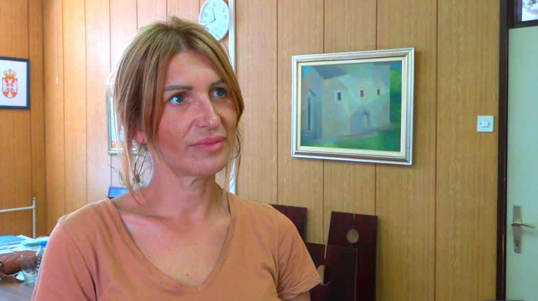 Snežana Kujundžić, direktorka Osnovne škole za obrazovanje odraslih u Čačku